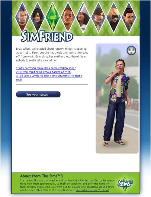 simFriend